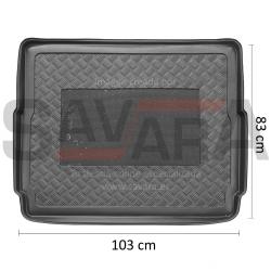 Protector de maletero para Peugeot 3008 (2016-) y Opel Grandland X (2017-)