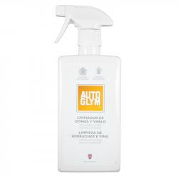 Limpiador de gomas y vinilos - AUTOGLYM 500ml