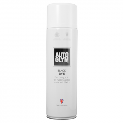 Spray colorante negro - AUTOGLYM 450ml