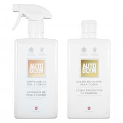 Limpiador de cuero / piel - AUTOGLYM 500ml