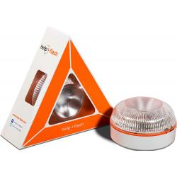 Luz de emergencia LED automática HELP FLASH
