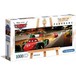 Puzzle Clementoni 1000 piezas Cars Panorama