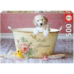 Puzzle Educa 500 piezas Belle Maison