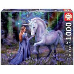 Puzzle Educa 1000 piezas Bluebell Woods