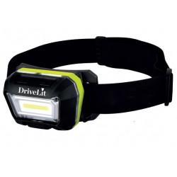 Linterna frontal LED automática DriveLit Picoya