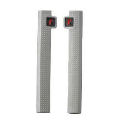 Protectores de puerta R-STICK en color GRIS para coche de 2/3 puertas
